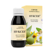 Фито-сироп Нуксен желудочно-кишечный