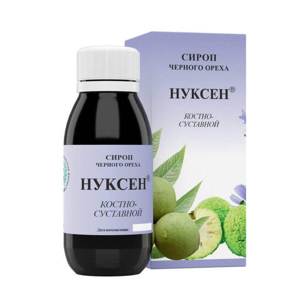 Сироп Нуксен костно-суставной